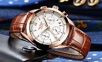 Чоловічі наручні годинники.Модель 2193, фото 2