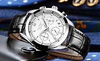 Чоловічі наручні годинники.Модель 2193, фото 5