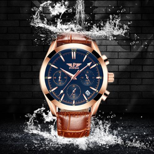 Чоловічі наручні годинники.Модель 2193