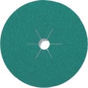 Фибровый шлифовальный диск CS 570 125*22 Р100 по металлу (арт.204097)