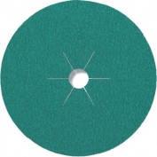 Фибровый шлифовальный диск CS 570 125*22 Р24 по металлу (арт.204092)