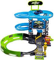 Bburago Игровой набор Bburago GoGears Скоростной подъем (18-30261)