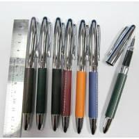 Ручка металлическая капиллярная BAIXIN RP960 (кожа)