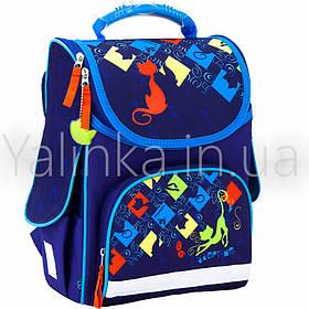 Ранец школьный каркасный GO17-5001S-1