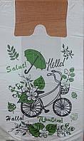 Пакет майка 29*50 Велосипед