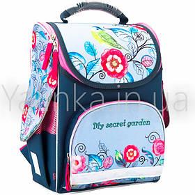Ранец школьный каркасный GO17-5001S-3