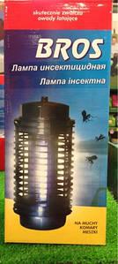 Лампа отпугиватель  от комаров и насекомых BROS БРОС  код 4510ЭП