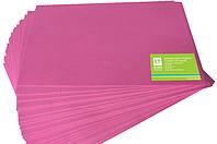 Фоамиран розовый 20 листов (1мм/20x30см)
