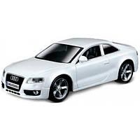 Bburago Автомодель Bburago Audi A5 (белый, 1:32) (18-43008-1)
