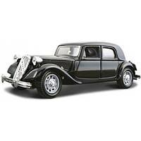 Bburago Автомодель Bburago Citroen 15 CV TA 1938 (черный, 1:24) (18-22017-2)