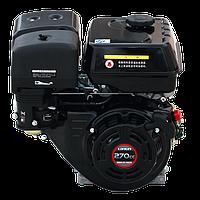 Loncin G270F Двигатель, 270 куб.см, 6.0 кВт, 241010020