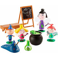 Ben and Holly`s Little Kingdom Набор Ben and Holly`s Little Kingdom Школа волшебства (30978)
