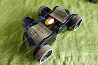 Охотничий бинокль с мощной оптикой,просветленные линзы,ударопрочный корпус   7х32