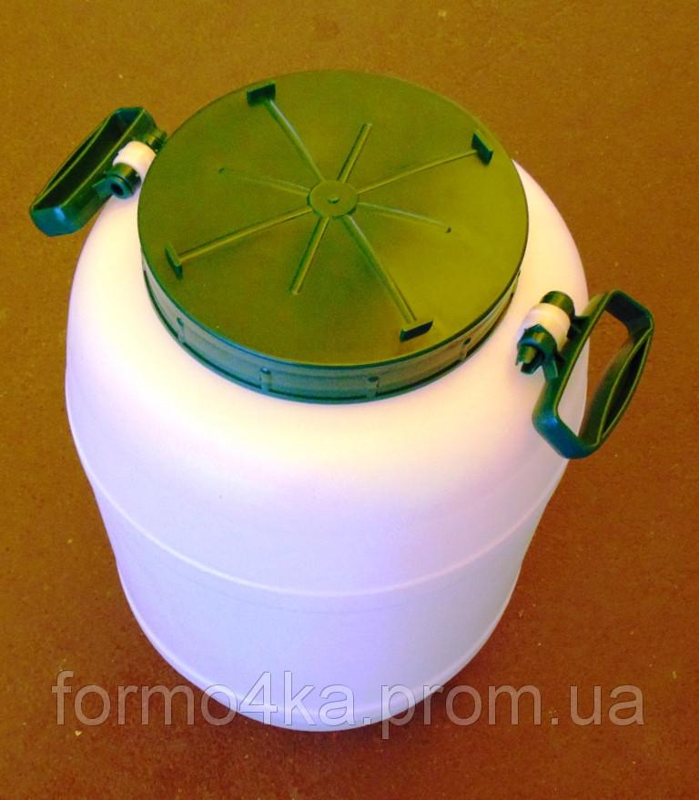 Бочка пластмассовая 50 литров