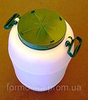 Бочка пластмассовая 50 литров, фото 1