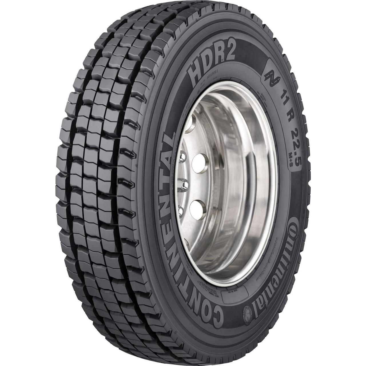 Грузовые шины Continental HDR2, 315/80R22.5