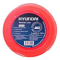 Леска для триммера Hyundai TL15-1.6