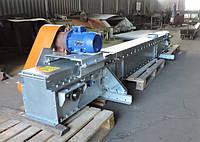 Цепной конвейер 100 т/час, скребковый КЦС-100, (ТЦС-320), (К4-УТФ-320)