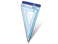 Треугольник пластиковый SX-0015 (30 см.-60°x30°)