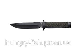 Нож нескладной тактический (swat с упором)