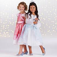 Карнавальный костюм Золушка ДеЛюкс Cinderella 4 Piece Costume Set  Disney