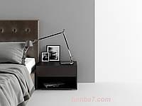 Прикроватная тумба Модена 1, Ш600мм, Венге (1)
