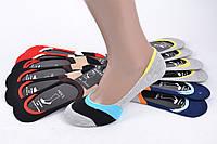 Мужские носки-следки хлопковые с силиконом (Арт. SL801/4)