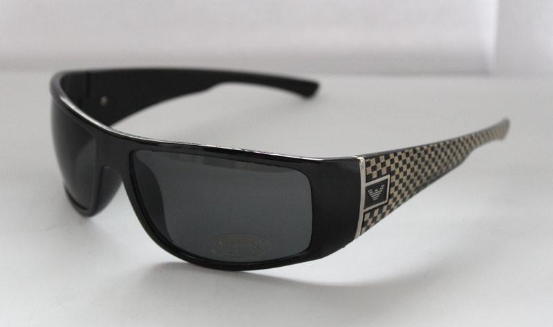 Полуспортивные мужские солнцезащитные очки