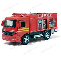 Пожарная машина Kinsmart Rescue Fire Engine