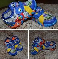 Детские кроссовки сетка для мальчиков