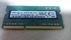 Память So-Dimm Samsung 4 Gb 1600 Mhz 1.35 V