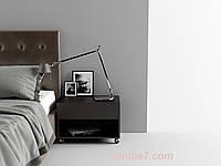 Прикроватная тумба Модена 1, Ш600мм, Венге (2)