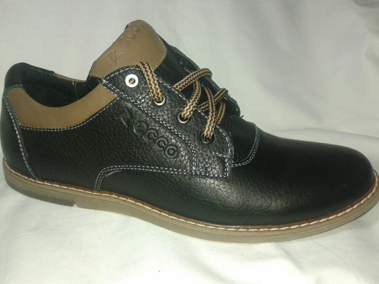 461761587 Мужские ботинки Ессо м 07 р 40-45 - Интернет-магазин одежды и обуви