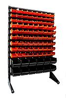 Торговый стенд с ящиками 93 лотка