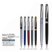 Ручка металлическая поворотная BAIXIN BP861 №4,5,6 (серебро+микс)