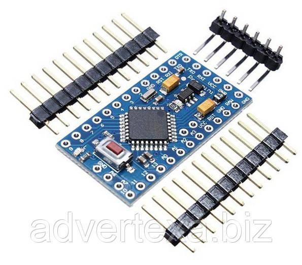 Arduino Pro mini Atmega328 3.3В 8МГц, Atmel, Atmega, Atmega328 ProMini микроконтроллер