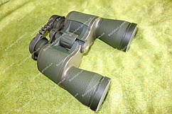 Бинокль 20x50  украинский бренд ,Обрезиненный корпус просветленные линзы