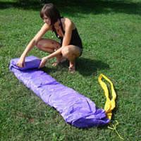 Инструкция по установке надувных батутов (с фото)