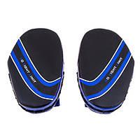 Лапа малая NoFightLimit PVC сине-черная BFL-1. Распродажа!