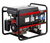 Трехфазный бензиновый генератор Genmac Combiplus 5500RЕ (5,5 кВа)