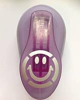 Дырокол фигурный для детского творчества CD-99M №115 Смайл