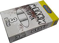 """Мел """"Люкс-Колор"""" белый круглый асфальтный (3 шт.) (20x100 мм.)"""