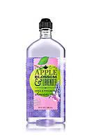 Американський гель для душу від Bath & Body Works - яблучний цвіт та лаванда