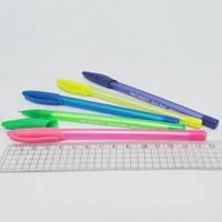 """Ручка шариковая 6021 """"Riching"""" (синяя)"""