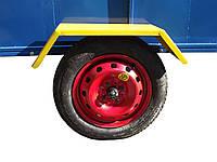 Колеса на мотоблок или мини трактор, телегу, прицеп.