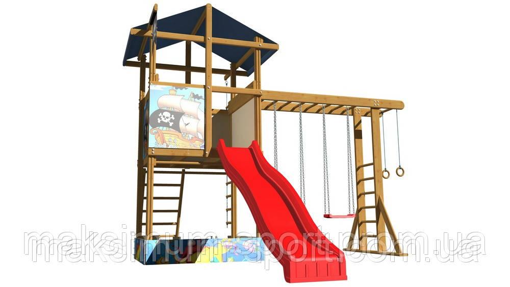 Детская площадка в магазине плаза