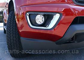 Chevrolet Colorado 2016-17 туманки протитуманні фари комплект дооснащення Новий Оригінальний