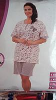 Женский комплект с бриджами