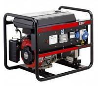 Трехфазный бензиновый генератор Genmac Combiplus 7900RE (8 кВа)
