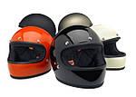 Основные типы шлемов